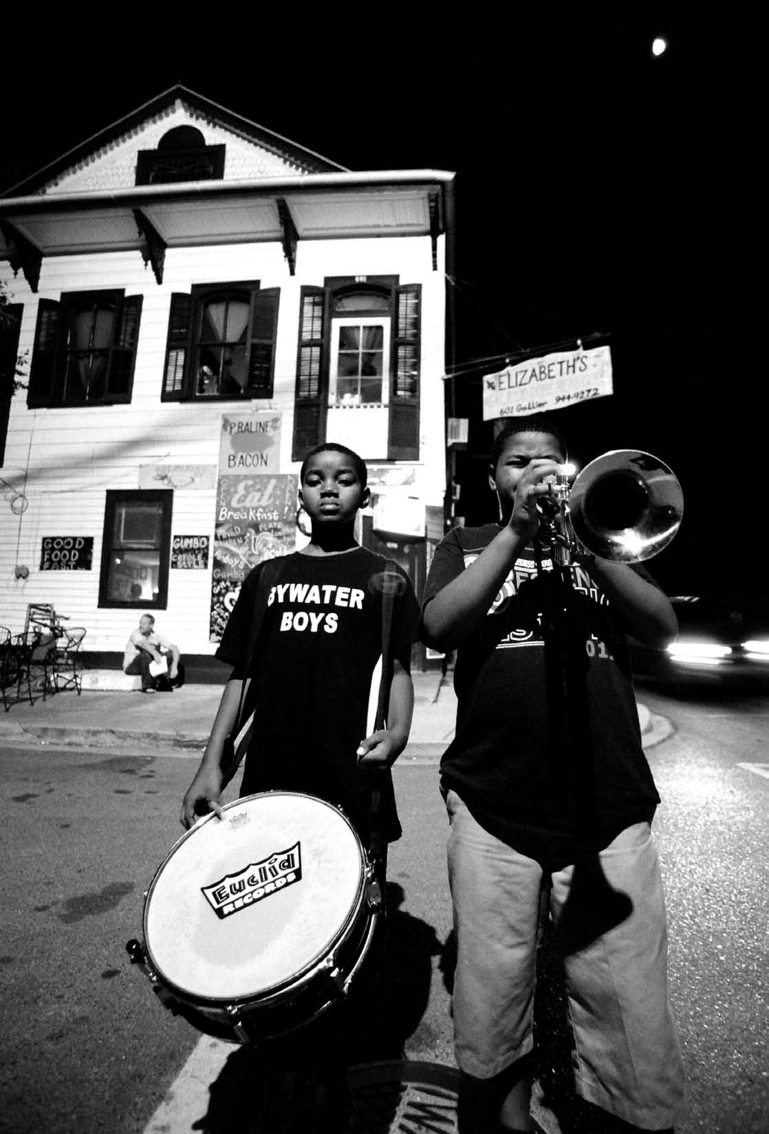 The Bywater Boys -- Photo by Dan Fox