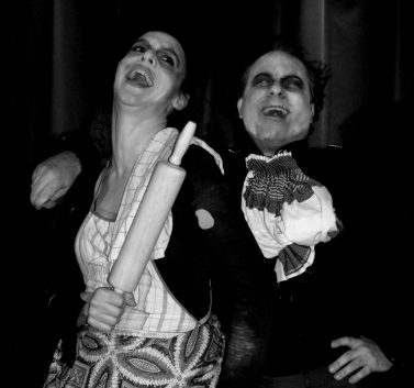Sweeney Todd at the Allways