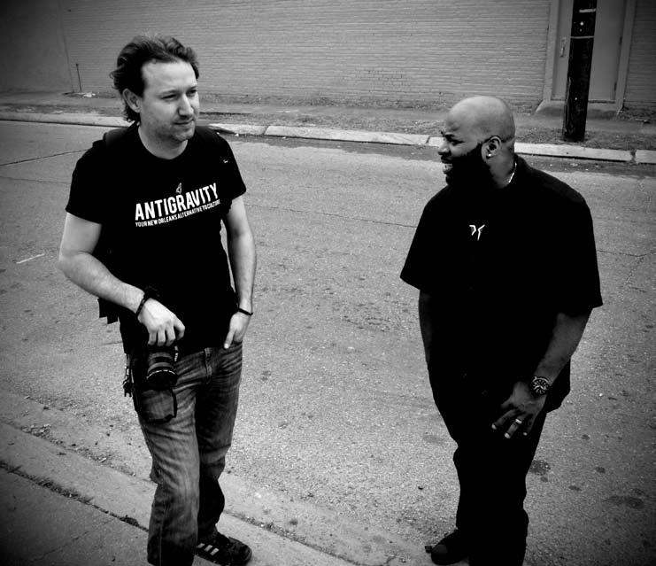 Dan Fox & Ricky B