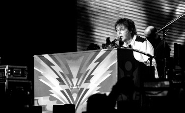 Sir Paul McCartney by Joshua Brasted