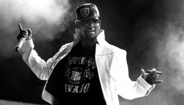 R. Kelly by Joshua Brasted