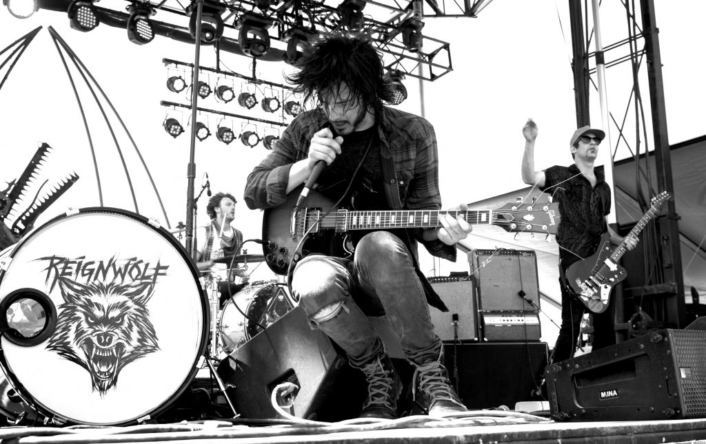 Reignwolf at Hangout Fest 2014