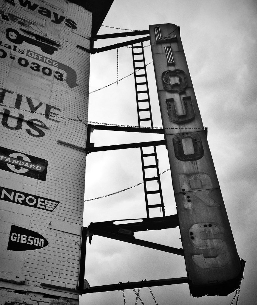 Liquor store in Brooklyn, NY