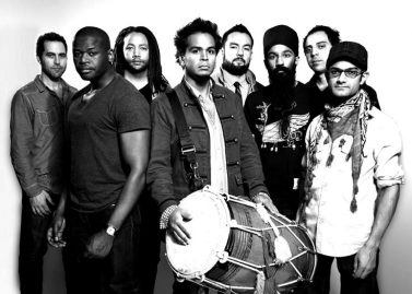 Red Baraat by Erin Patrice O'Brien