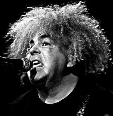 King Buzzo of the Melvins by Cord McPhail