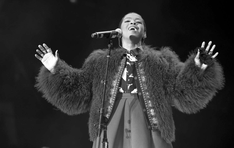 Ms. Lauryn Hill -- photo by Adrienne Battistella