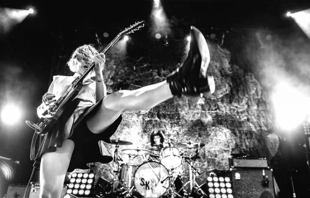 Sleater-Kinney at the Civic