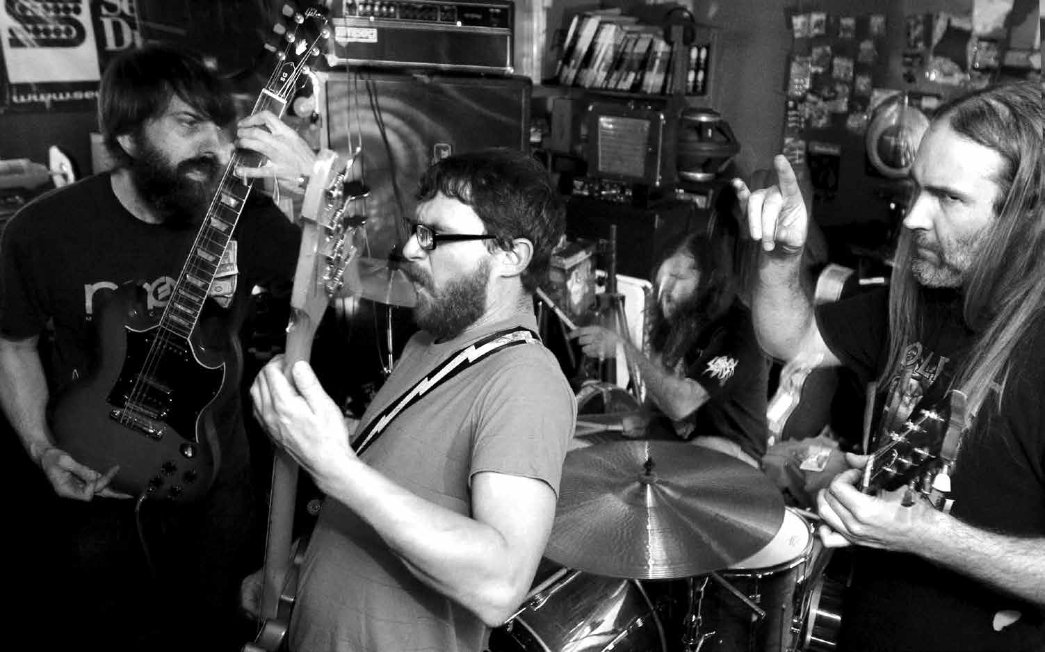 Mountain of Wizard at Webb's Bywater Music