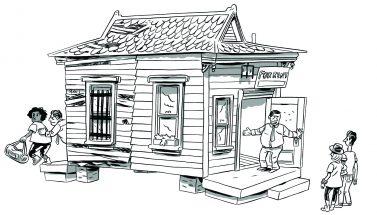 illustration by Ben Passmore