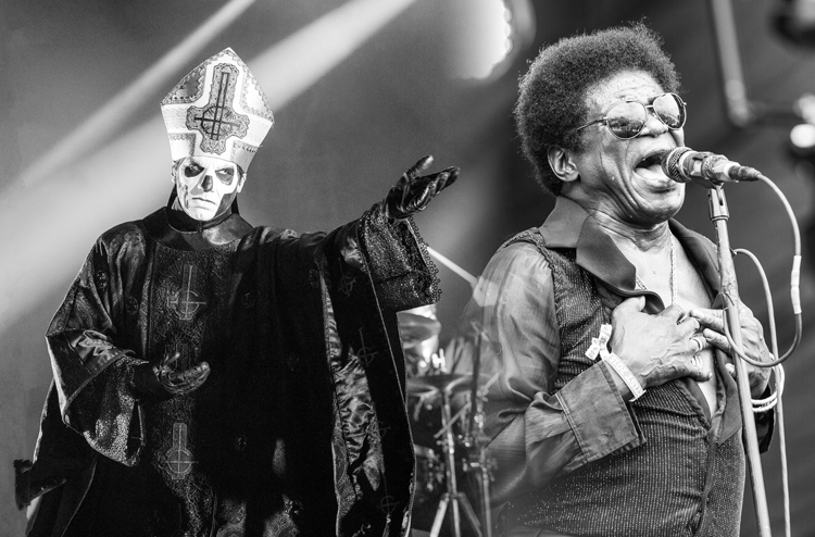 Ghost/Charles Bradley (by AG staff)