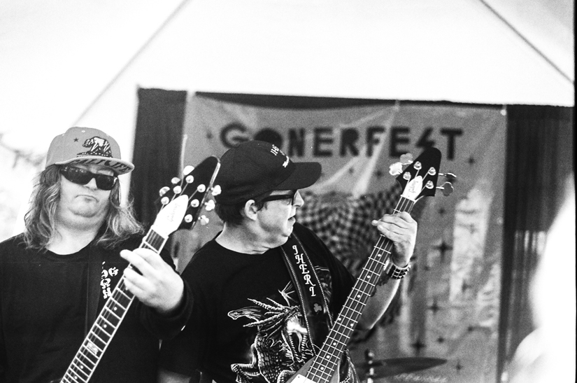 Iron Head at Gonerfest 2016 (Gabby Steib)
