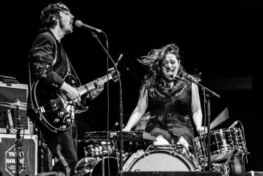 Shovels and Rope at the Saenger Theatre (Brandt Vicknair)