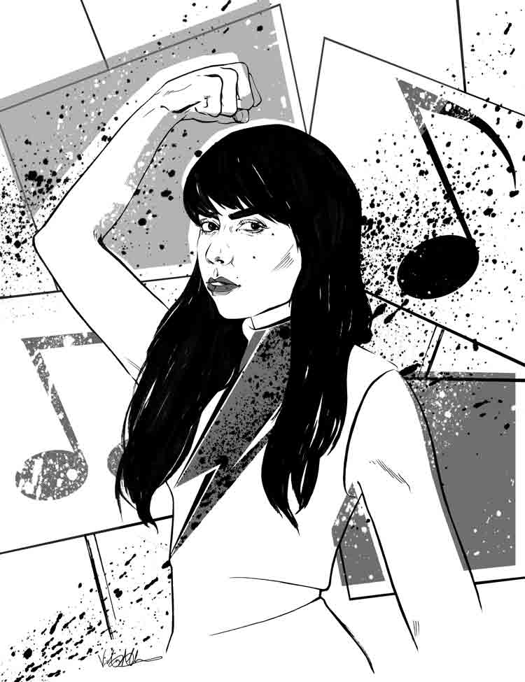 illustration Victoria Allen