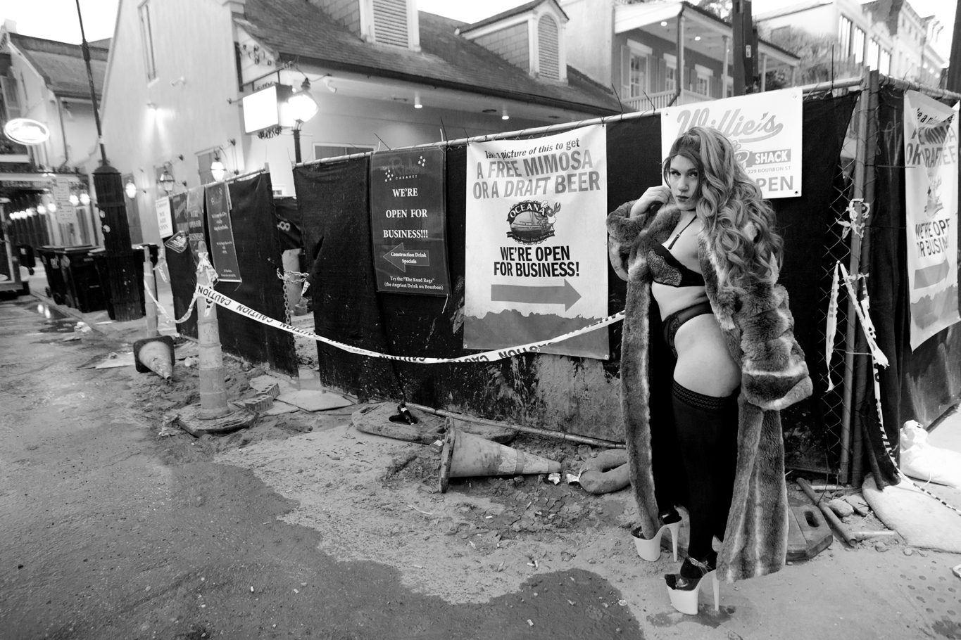 ALL THAT IS EXTRA: EXCAVATING THE VIEUX CARRÉ'S STRIP CLUB DISPUTES
