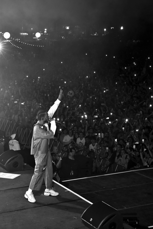 Kendrick Lamar (photo Beau Patrick Coulon)